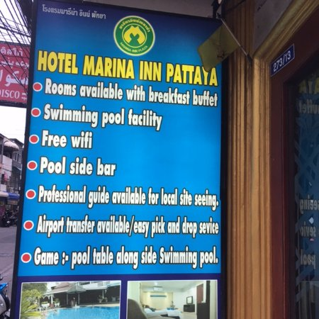 Marina Inn Pattaya Photo