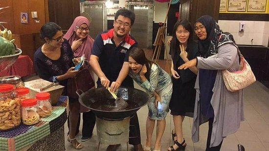 Restoran Rebung Chef Ismail: Nice Dodol :)