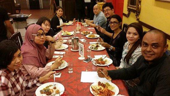 Restoran Rebung Chef Ismail: So delicious!