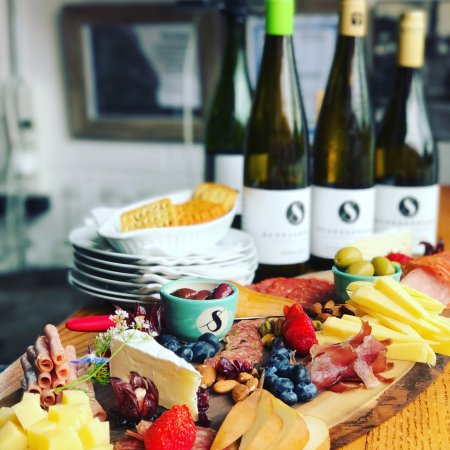 Westport, Canada: All about local on the charcuterie platter