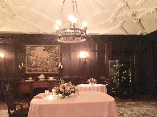 Blantyre: Dining room.