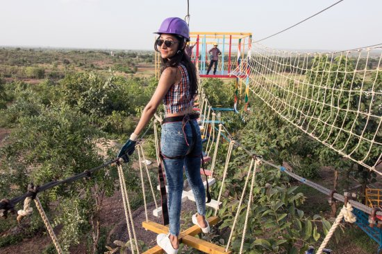 Dholikui, India: Adventure Activity