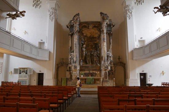 Haus der Kirche - Dreikoenigskirche