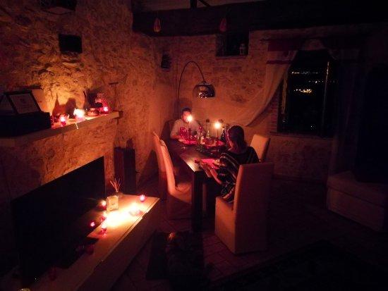 Casaprota, Włochy: La Maisonette