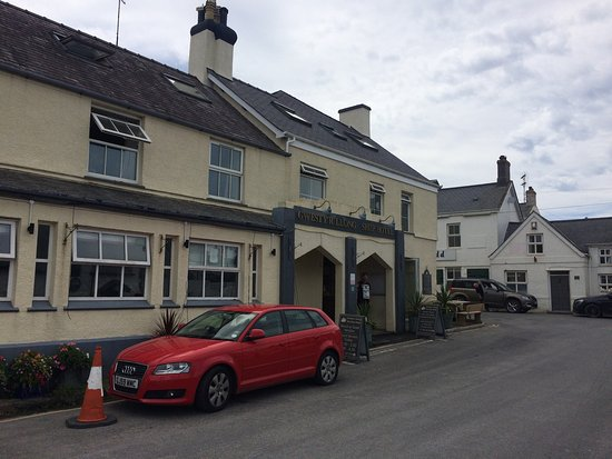 Aberdaron, UK: The Ship Hotel