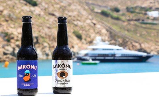 Mykonos Brewing Company
