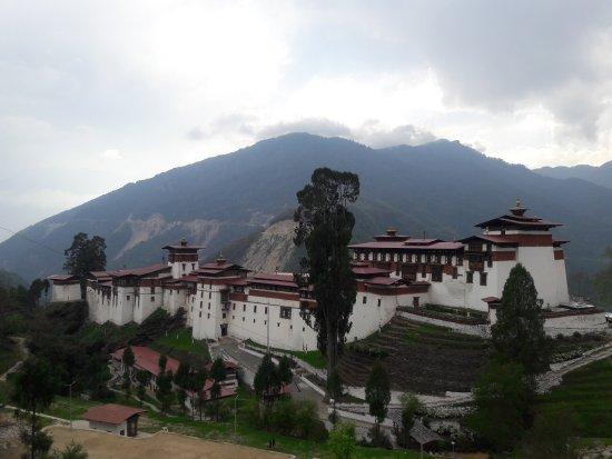 Trongsa Dzong Picture of Tongsa Dzong Trongsa TripAdvisor