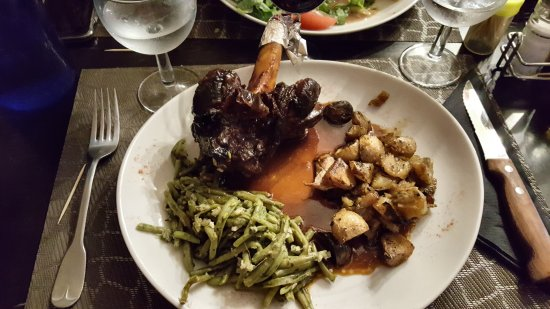 Restaurant Chez Antoine Olmeto