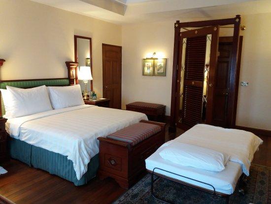 The Oberoi Cecil, Shimla: The room
