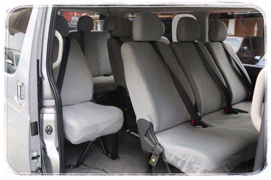 Toyota Grandia Gl Interior Picture Of Aplej Transport Services