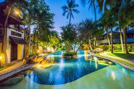 Pool - Picture of Muang Samui Spa Resort, Chaweng - Tripadvisor
