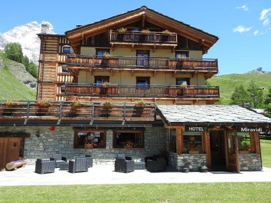 Hotel miravidi 3 for Hotel meuble mon reve