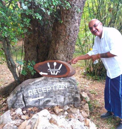 Sigiriya Village Hotel : ME!