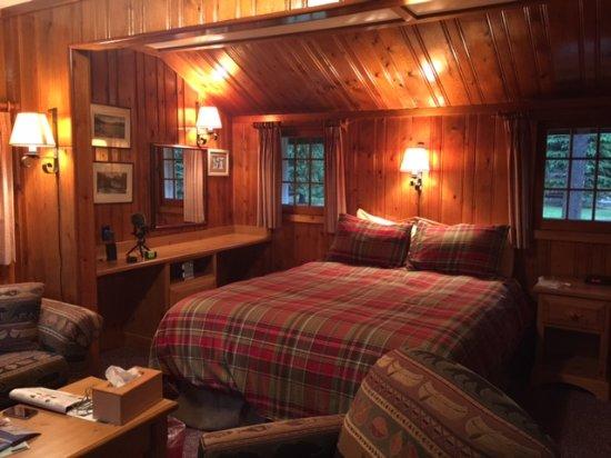 Picture Of Alpine Village Cabin Resort