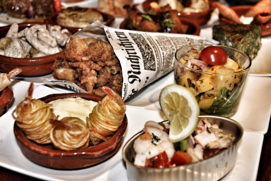 HACIENDA Tapasbar - Restaurant: Lust auf Tapas...