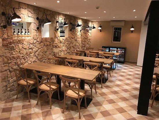 Restaurant Interieur Design.Salle Interieur Restaurant Picture Of Trattoria Quattro