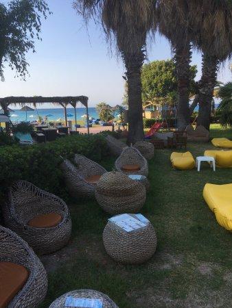 Area Blue Beach Hotel: Appartamento ed esterno
