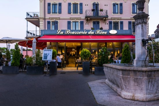 Brasserie Le Rive Nyon Restaurant Reviews Phone Number