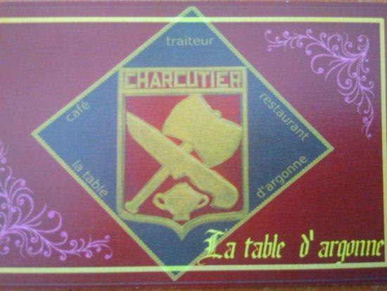 image La Table D'argonne - FERMÉ sur Clermont-En-Argonne