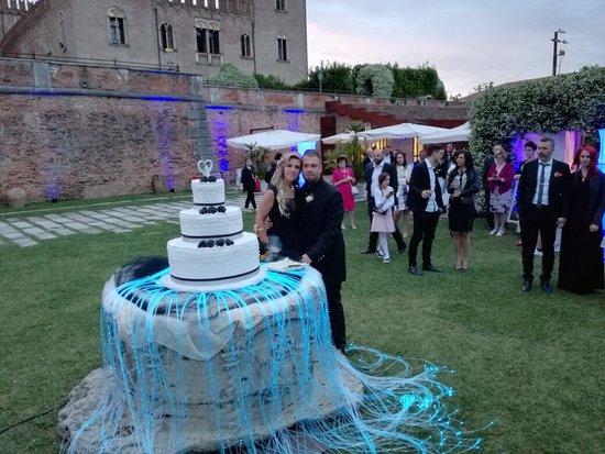 Bevilacqua, Italien: Matrimonio Claudio e Federica 20/05/2017