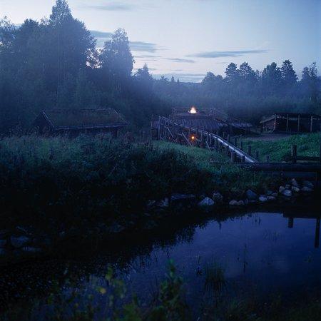 Bergslagens Medeltidsmuseum - Nya Lapphyttan