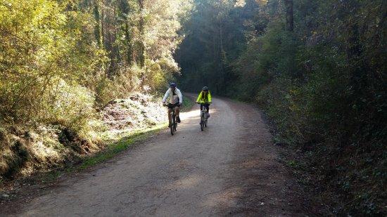 Cercs, España: Via Verde del Llobregat