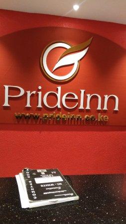 PrideInn Hotel Raphta : Reception