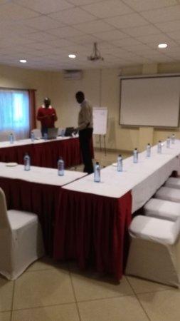 PrideInn Hotel Raphta : Conference Room Longonot