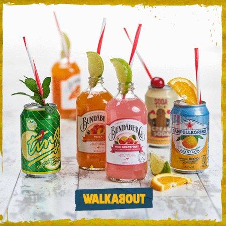 Walkabout Pub & Bar: New drinks menu coming soon!