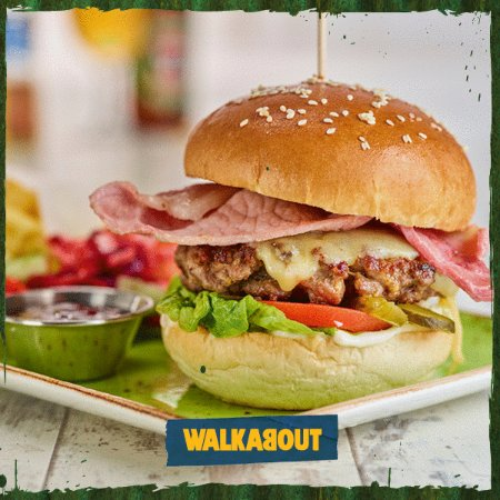 Walkabout Pub & Bar: New food menu coming soon!