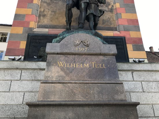 Wilhelm Tell Monument