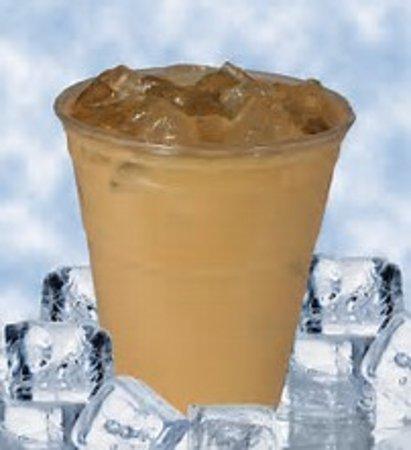 Zeeland, MI: Chill with Fuzzy Peach iced coffees