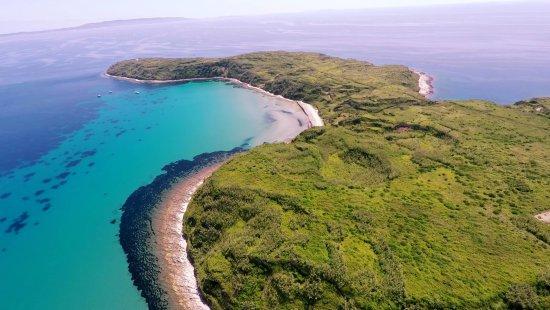 Bok cove, island of Susak