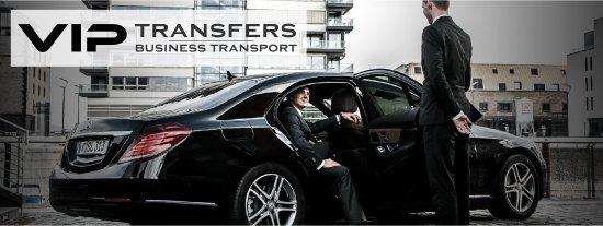 VIP Transfers | Business Transport