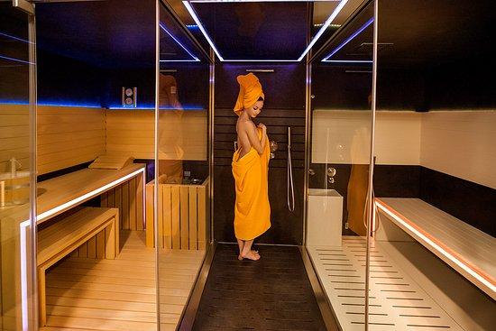 Hotel Villa Flamenca: Sauna Y Hammam