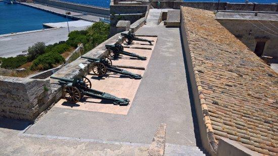 Castell de Sant Carles Foto