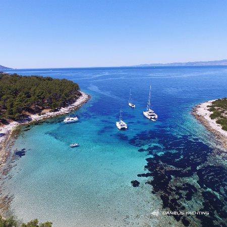 Viganj, كرواتيا: Lastovo archipelago