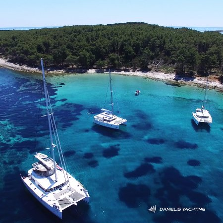 Viganj, كرواتيا: Lastovnjaci islands