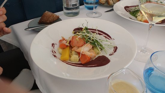 La bulle d'O: Lobster salad