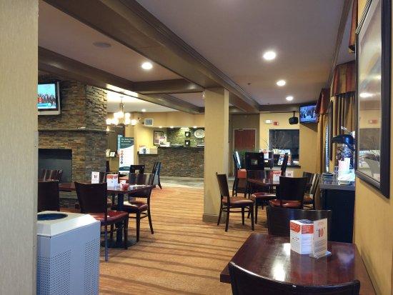 Comfort Suites Denver Tech Center: Dining area.