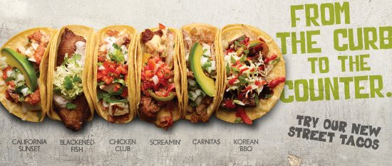 Montvale, NJ: Street Tacos!