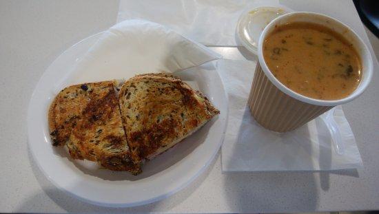 Bilinga, Australia: 朝食です