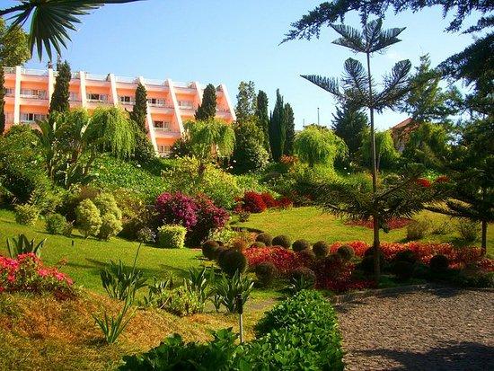 Quinta Do Estreito: The hotel garden