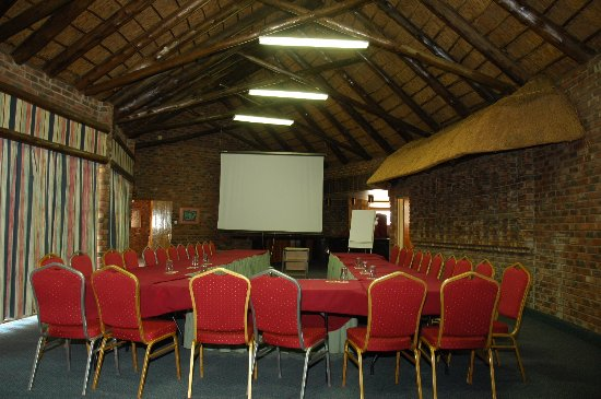 Golden Leopard Resort - Manyane: Function Room