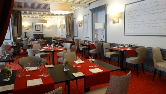 Lion d'Or: salle de restaurant