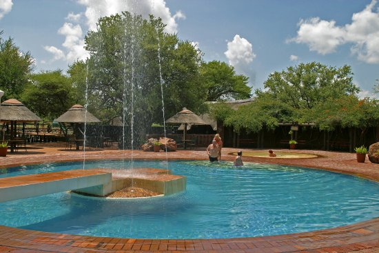 Golden Leopard Resort - Manyane: Swimming Pool