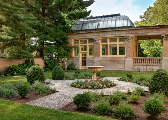 Ruthmere greenhouse and wedding garden picture of ruthmere mansion elkhart tripadvisor for The garden inn elkhart indiana