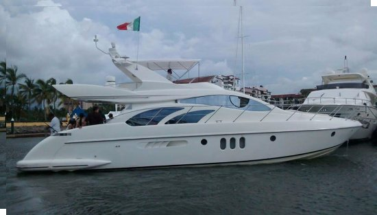 La Cruz de Huanacaxtle, Mexiko: Luxury Yatch 58ft
