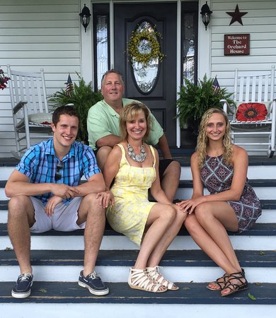 Lovingston, VA: The Verplank Family welcomes you to our new adventure!