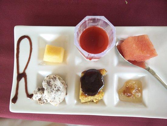 Restaurant Roberg: dessert